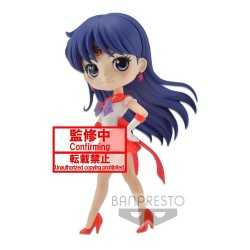 Sailor Moon Eternal - Q Posket Sailor Mars Version B Banpresto figure