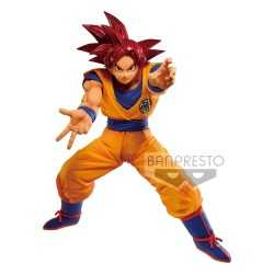 Dragon Ball Super - Maximatic The Son Goku V Banpresto figure