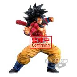 Dragon Ball Super - Super Master Stars Piece Super Saiyan 4 Son Goku Banpresto