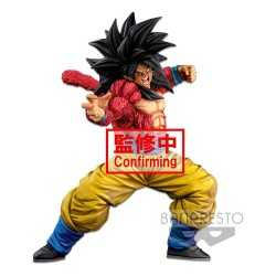 Dragon Ball Super - Super Master Stars Piece Super Saiyan 4 Son Goku (Two Dimensions) Banpresto figure