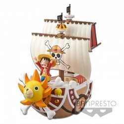 One Piece - Mega WCF Thousand Sunny Banpresto figure