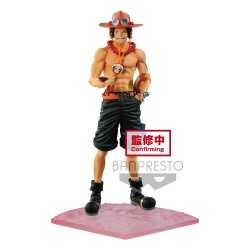 One Piece - One Piece Magazine Special Episode Vol. 2 Portgas D. Ace Banpresto figure