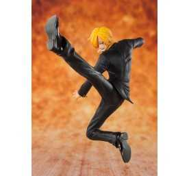One Piece - Figuarts ZERO Black Leg Sanji figure