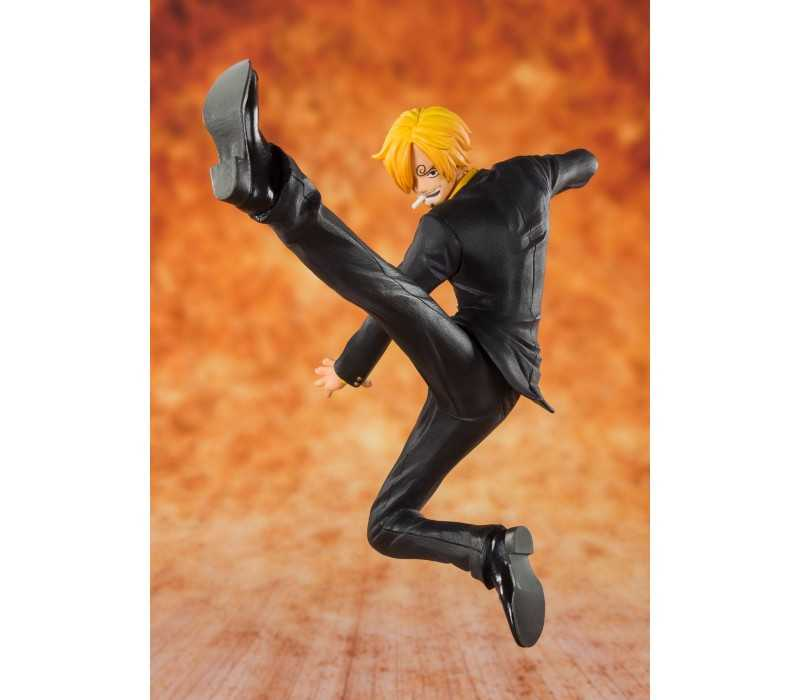 Figurine One Piece - Figuarts ZERO Black Leg Sanji