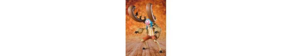 Figurine One Piece - Figuarts ZERO Cotton Candy Lover Chopper Horn Point Ver.