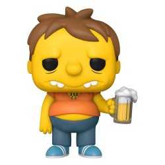 Figura Funko The Simpsons - Barney POP!