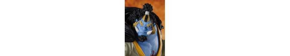 Figurine One Piece - Figuarts ZERO Knight of the Sea Jinbe 3