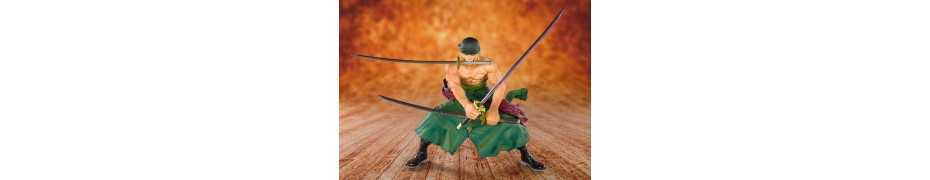 One Piece - Figuarts ZERO Pirate Hunter Zoro figure