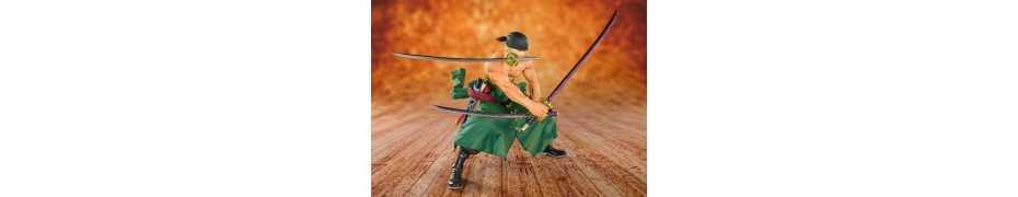 One Piece - Figuarts ZERO Pirate Hunter Zoro figure 2