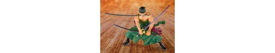 One Piece - Figuarts ZERO Pirate Hunter Zoro figure 4