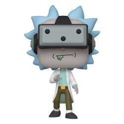 Figura Funko Rick & Morty - Gamer Rick POP!