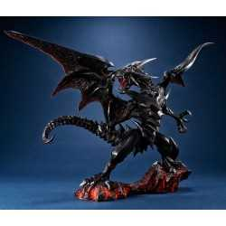 Figura Megahouse Yu-Gi-Oh! Duel Monsters - Art Works Monsters Red-eyes Black Dragon