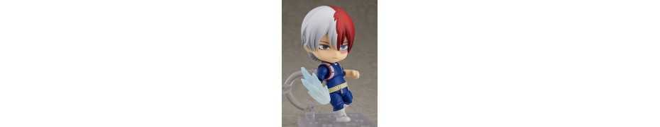 My Hero Academia - Nendoroid Shoto Todoroki: Hero's Edition figure 3