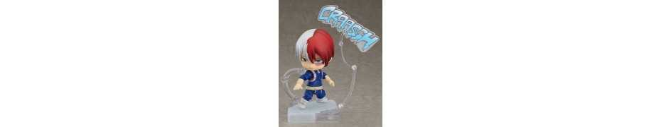 My Hero Academia - Nendoroid Shoto Todoroki: Hero's Edition figure 4