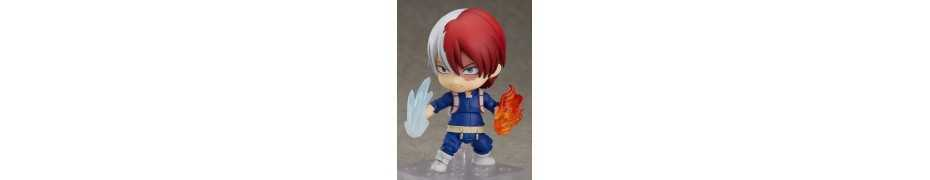 My Hero Academia - Nendoroid Shoto Todoroki: Hero's Edition figure 5