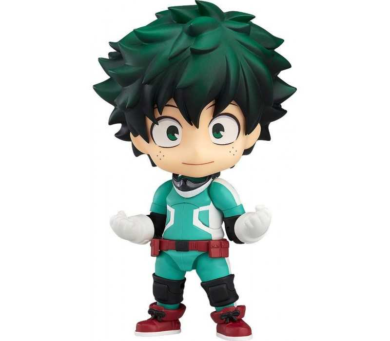 Nendoroid Izuku Midoriya Figurine From The Manga My Hero Academia
