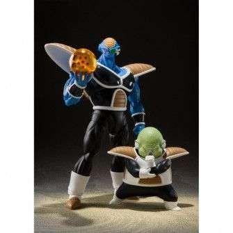 Figura articulada en PVC Tamashii Nations Dragon Ball Z - S.H. Figuarts Burter y Guldo