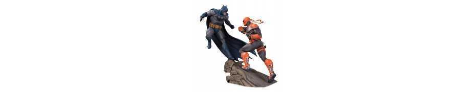 DC Comics - Battle Batman vs. Deathstroke figure