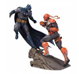 Figurine DC Comics - Battle Batman vs. Deathstroke