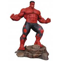 Figura en PVC Diamond Select Marvel - Marvel Gallery Red Hulk