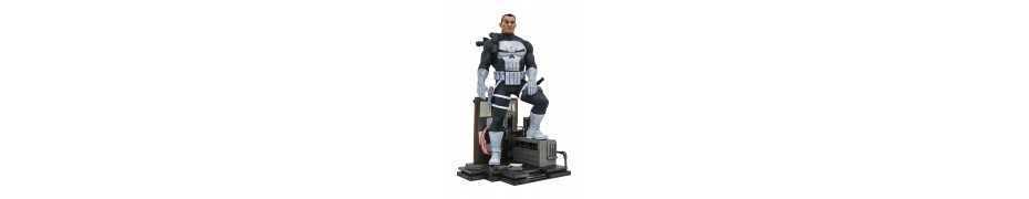 Marvel Comic Gallery - Diorama The Punisher figure