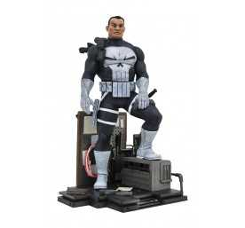Figurine Marvel Comic Gallery - Diorama The Punisher