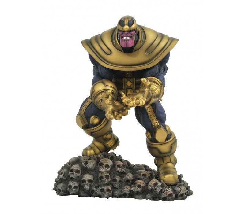 Marvel Comic Gallery - Diorama Thanos figure