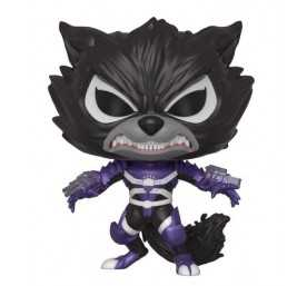 Figura Marvel - Venom Rocket Raccoon Pop!