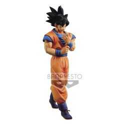 Figurine en PVC Banpresto Dragon Ball Z - Solid Edge Works Son Goku