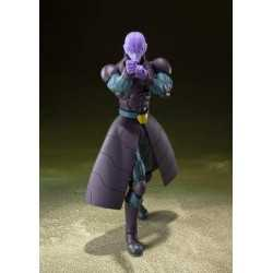 Figurine articulée en PVC Tamashii Nations Dragon Ball Super - S.H. Figuarts Hit