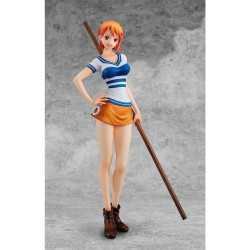 One Piece - Portrait of Pirates Playback Memories Nami Megahouse PVC figure