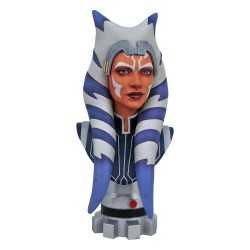 Resin bust Gentle Giant Star Wars The Clone Wars - Legends in 3D Ahsoka Tano