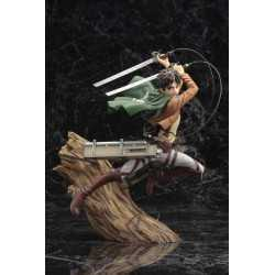 Attack on Titan - ARTFXJ 1/8 Eren Yeager Renewal Package Ver. Kotobukiya PVC figure