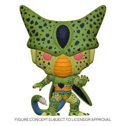 Figura Funko Dragon Ball Z - Cell (First Form) POP!