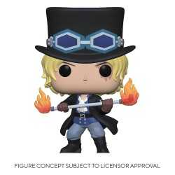 Figurine Funko One Piece - Sabo POP!