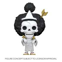 Figura Funko One Piece - Brook POP!