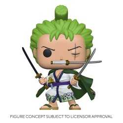 Figurine Funko One Piece - Roronoa Zoro POP!