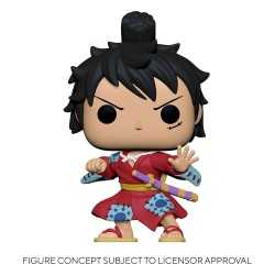 Figura Funko One Piece - Luffy Taro POP!