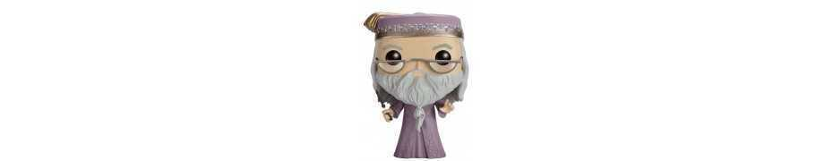 Harry Potter - Dumbledore with Wand POP! figure