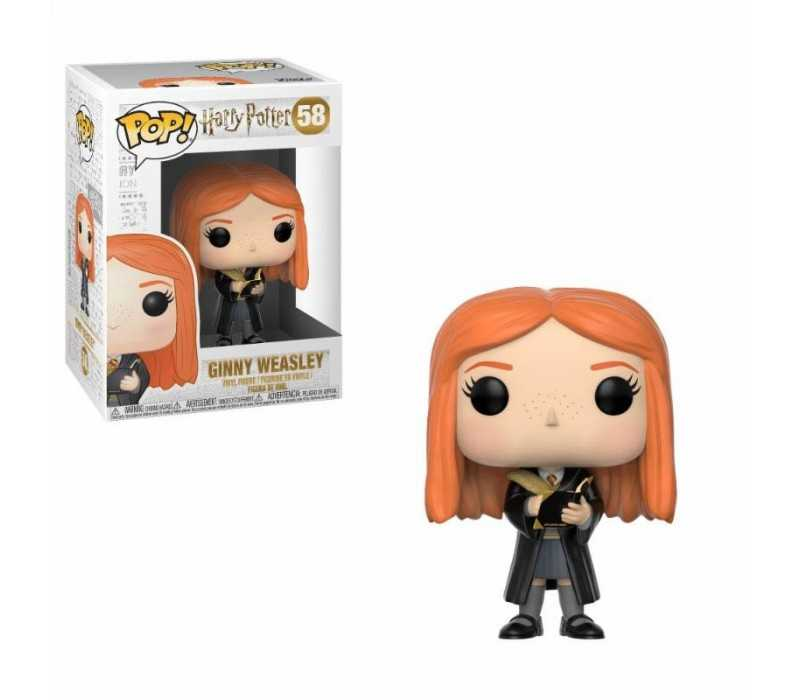 Figurine Harry Potter - Ginny Weasley (Diary) POP!