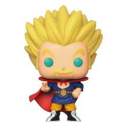 Figurine Funko Dragon Ball Super - Super Saiyan Hercule Specialty Series (GITD) POP!