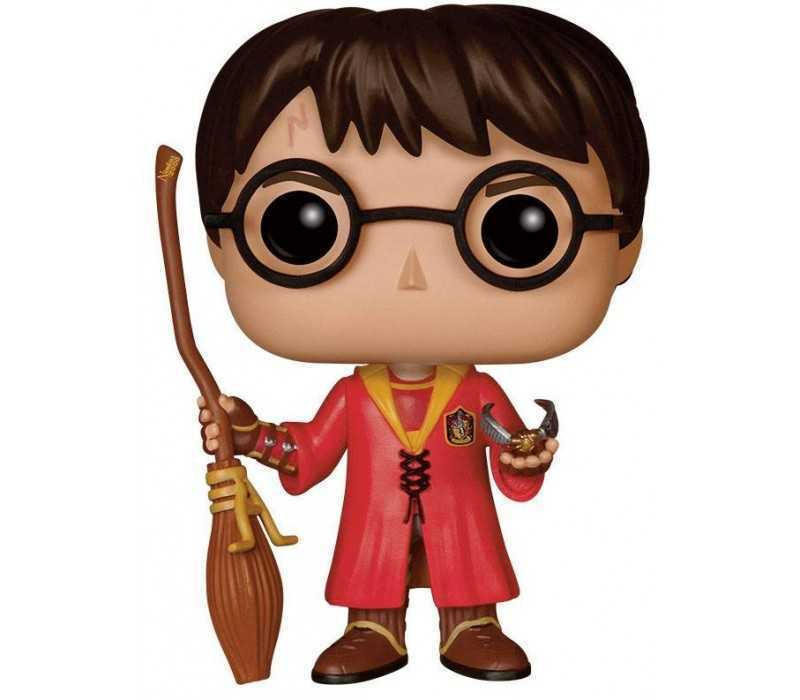 Figurine Harry Potter - Harry Potter Quidditch POP!