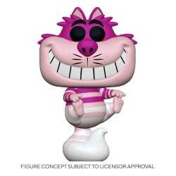 Figurine Funko Disney Alice au Pays des Merveilles - Cheshire Cat POP!