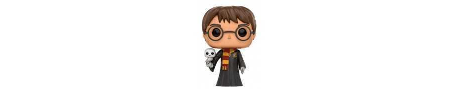 Figurine Harry Potter - Harry with Hedwig POP!