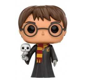 Harry Potter - Harry with Hedwig POP! figure