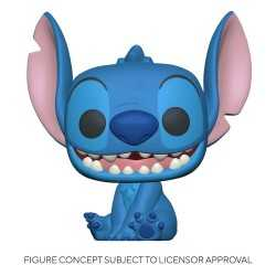 Figura Funko Disney Lilo & Stitch - Super Sized Stitch POP!