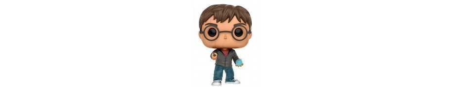 Figura Harry Potter - Harry With Prophecy POP!