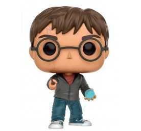 Figurine Harry Potter - Harry With Prophecy POP!