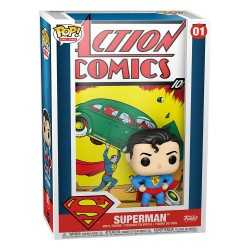Figurine Funko DC Comics - Comic Covers Superman Action Comic POP!