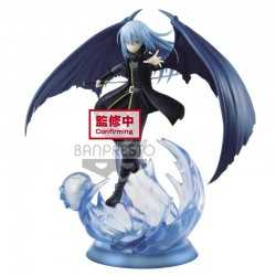 That Time I Got Reincarnated as a Slime - Otherworlder Plus Demon Rimuru Tempest Banpresto figure